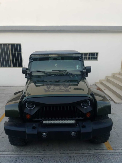 Jeep Wrangler 3.8 Unlimited X 4x2 At 2007