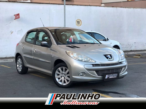 Imagem 1 de 10 de Peugeot 207 Xs 1.6 Flex 16v 5p Aut. Flex 2012