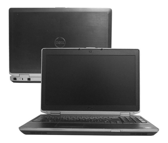 Notebook Dell Latitude E6520 I5 8gb