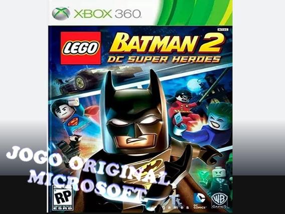 Lego Batman :video Game Midia Digital Xbox 360 Roraima Games