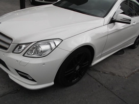 Mercedes Benz E 350 Coupe Aut