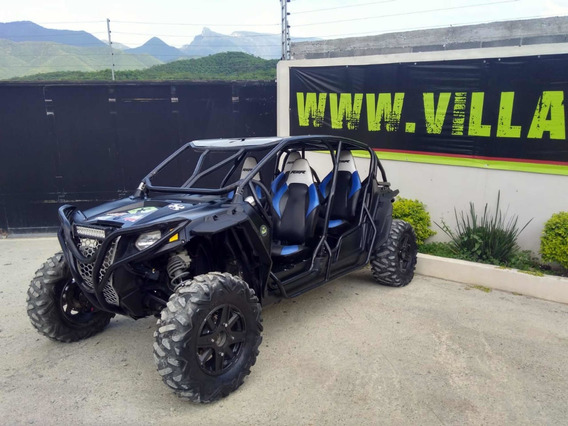 Polaris Rzr 800 Turbo Modificado 2012
