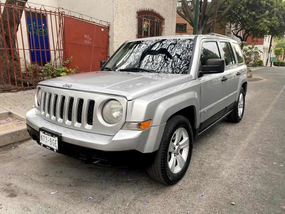 Jeep Patriot Base Aa Abs Ba 4x2 Cvt 2013