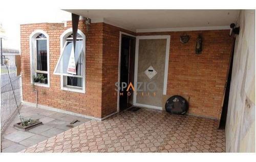 Imagem 1 de 19 de Casa Com 3 Dormitórios À Venda, 130 M² Por R$ 390.000 - Jardim Bela Vista - Rio Claro/sp - Ca0530