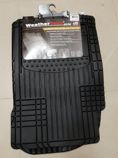 Alfombras (4) Weather Tech