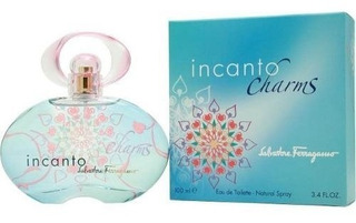 Perfume Salvatore Ferragamo Incanto Charms Mujer 3.4oz 100ml