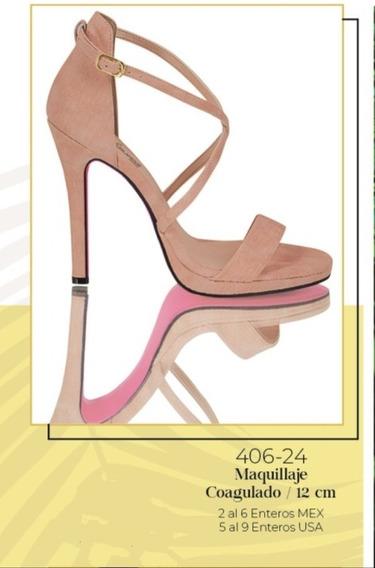 Zapatilla Maquillaje 406-24 Cklass Primavera-verano 2020