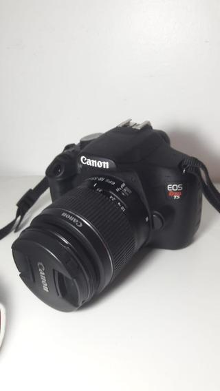 Câmera Canon Eos Rebel T5 Seminova