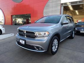 Dodge Durango 2015 Sxt 7pasajeros Crédito Agencia Iva16%