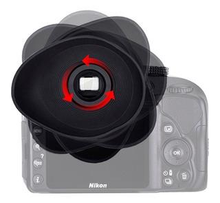 Ocular Dk-20 Para Nikon D7100/d5200/d7000/d5000/d5100