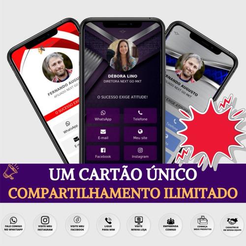 Cartão De Visita Digital (mini Site)