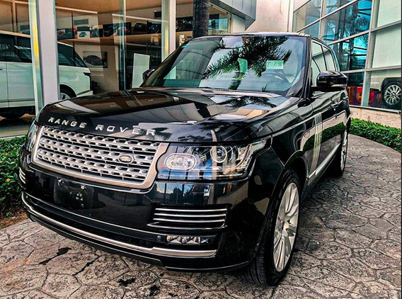 2014 Land Rover Range Rover 5.0 Vogue Se