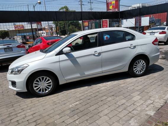 Suzuki, Ciaz Gls Tm5, Modelo 2017, Color Blanco