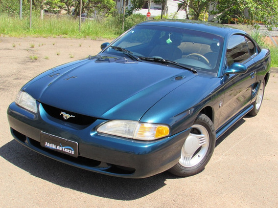 Ford Mustang V6 3.8 95 51.000 Km 2ºdono Ateliê Do Carro