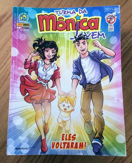 Turma Da Mônica Jovem Primeira Edição