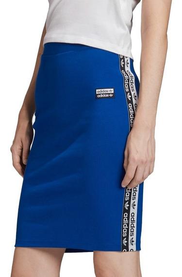 Falda Originals Croyal Blroco Mujer adidas Ed7421