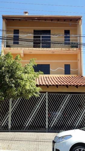 Imagem 1 de 10 de Casa À Venda, 4 Quartos, 2 Vagas, Jardim São Guilherme - Sorocaba/sp - 4254