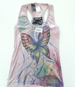 3c1af0edff Camisetas Femininas - Blusas Feminino Lavanda no Mercado Livre Brasil