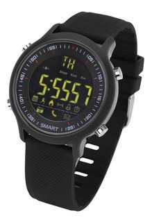 Smartwatch Ex18 Reloj Inteligente Sumergible Android Ios