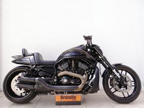Harley Davidson V-rod Night Rod Special Preta