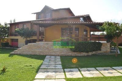 Casa Residencial À Venda, Porta Florada, Gravatá. - Ca0109