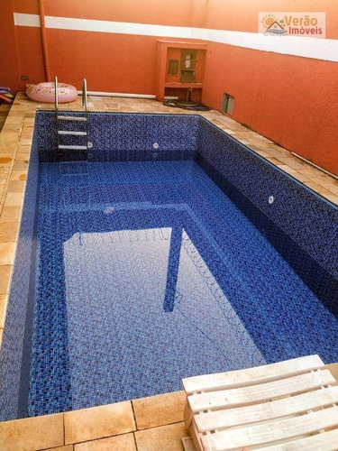 Imagem 1 de 30 de Sobrado Com 5 Dormitórios À Venda, 252 M² Por R$ 490.000,00 - Estância Balneária De Itanhaém - Itanhaém/sp - So0184
