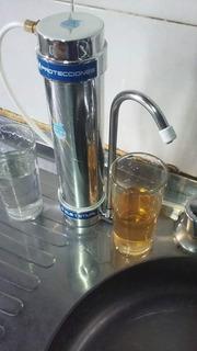 Filtro Carbon Activado Agua Purificaficada