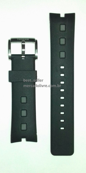 Pulseira Do Relógio Technos Ca251a Os10bp Ca251 Preta
