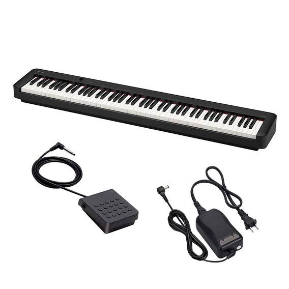 Piano Digital Casio Cdp S100 Cdp-s100 88 Teclas