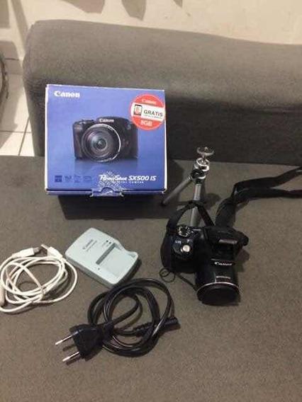 Vendo Câmera (canon) Sx 500is