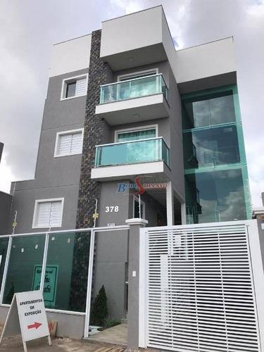 Imagem 1 de 8 de Apartamento Com 2 Dormitórios À Venda, 40 M² Por R$ 190.000,00 - Itaquera - São Paulo/sp - Ap1537