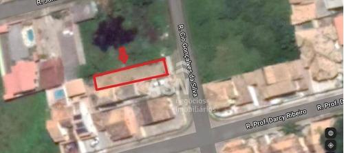 Terreno À Venda, 390 M² Por R$ 200.000,00 - Extensão Novo Rio Das Ostras - Rio Das Ostras/rj - Te0488