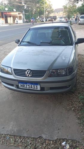 Imagem 1 de 6 de Volkswagen Saveiro 2001 1.8 2p