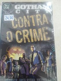 Gotham City Contra O Crime Conservado