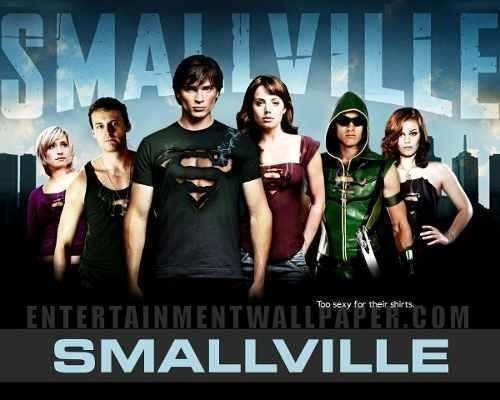 Dvd Serie Completa Smallville Todas As 10 Temporadas F Grati