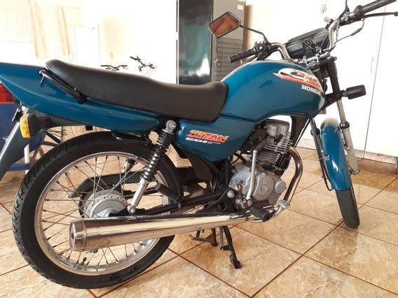 Honda Cg Honda 125