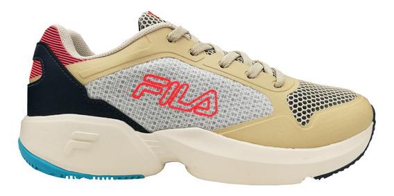 Zapatillas Fila F-extra Jog Mujer 51j646x3817