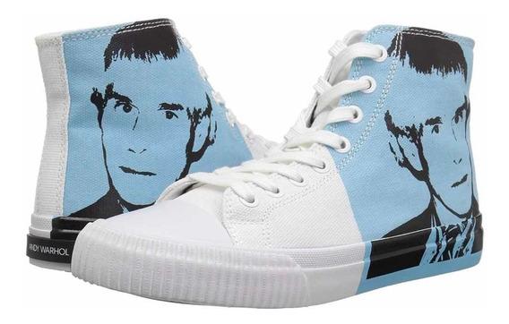 Tenis Calvin Klein Edición Andy Warhol - Hombre Originales
