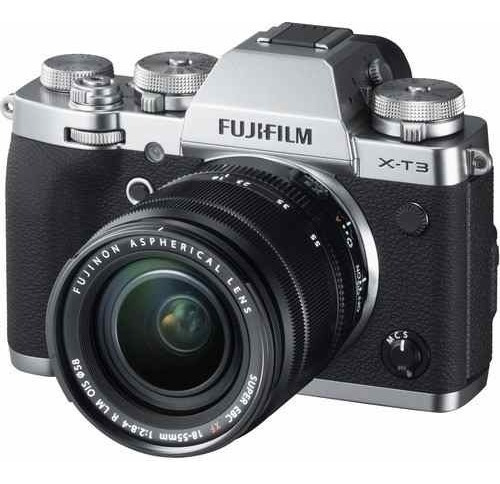 Fujifilm X-t3 Mirrorless Digital Camera Lente 18-55mm