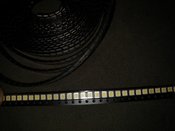 Kit 10 Led Backlight Tv LG 2835 Smd 1w 3v