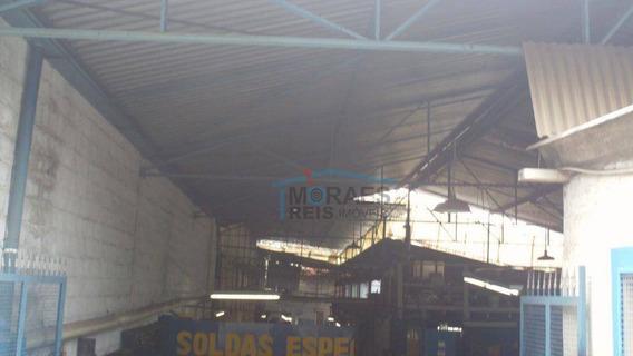 Galpão Comercial À Venda, Saúde, São Paulo. - Ga0072