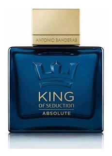 Antonio Banderas King Of Seduction Men X100 Ml