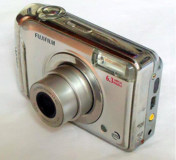 Câmera Digital Fujifilm Finepix A610 Sem Funcionar