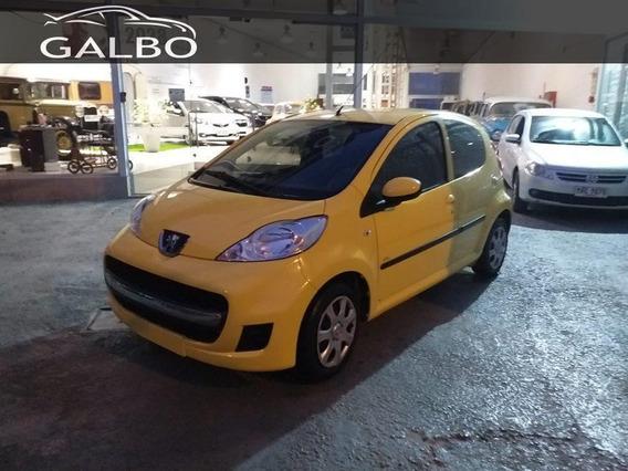 Peugeot 107 Full 1.0 Retira Con Usd 3950- Galbo
