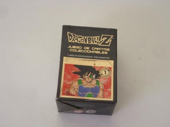 Juego De Cartas Dragon Ball Z Serie Guerreros Legendarios 1