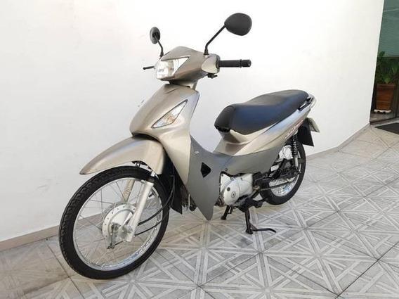 Honda Biz 125 Prata