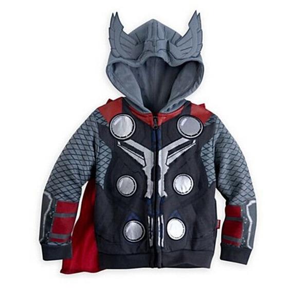 Sudadera / Sueter Avangers Thor Super Heroes