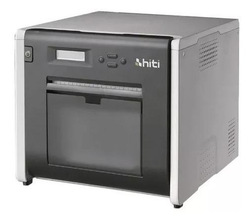 Impressora Hiti P525l Wifi + Ribbon Para 500 Fotos 10x15