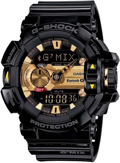 Relógio Casio Masculino G-shock Gba-400-1a9dr G-mix + Nfe