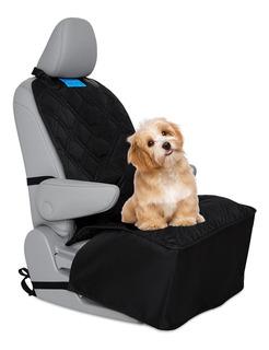 Capa Pet Banco Frente Carro Impermeável Dobrável Para Cães